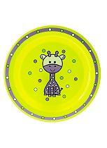 Boots Baby Safari Plate- Green