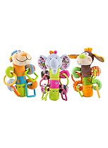 Nuby Squeak and Squeeze Teether Toy
