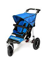 Out 'n' About Nipper Single V4 Pushchair - Lagoon Blue