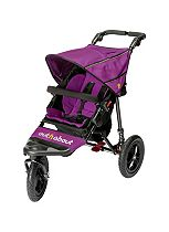 Out 'n' About Nipper Single V4 Pushchair - Purple