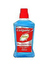Colgate Total Peppermint Blast Mouthwash 500ml