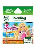 LeapFrog Barbie Learning Game