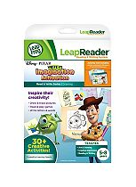 LeapFrog® LeapReader Read & Write Activity Book, Disney/Pixar Write it!