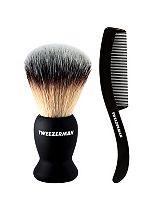 Tweezerman Gear Deluxe Shaving Brush