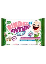 Jackson Reece Kinder by Nature 64 Natural Unscented Baby Wipes