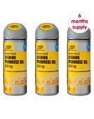 6 months BP Evngprimrose oil 1 000mg Cap