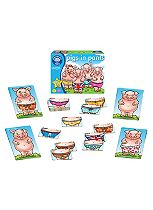 Orchard Toys Pigs in Pants Board Game