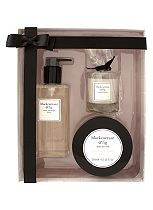 Florence Anne Fragrance Blackcurrant & Fig Body and Home Gift Set