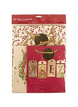 Boots Traditional Gift Bag Multipack of 3