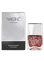 Nails Inc Royal Avenue Winter Lights Gift