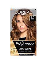 L'Oréal Préférence 7 Rimini Dark Blonde