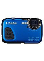 Canon PowerShot D30 (12.1MP, 5x Optical Zoom, 3 inch LCD) Waterproof Digital Camera