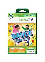 LeapFrog LeapTV Learning Game: LeapFrog Dance Party!