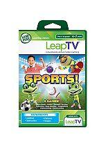LeapFrog LeapTV Learning Game: LeapFrog Sports! Learning Game