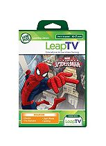 LeapFrog LeapTV Learning Game: Ultimate Spider-Man: Sinister Six Showdown!