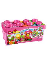 LEGO™ DUPLO All-in-One-Pink-Box-of-Fun 10571