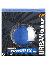 Fudge Urban: Electrik Blue Colour Hair Chalk 4g