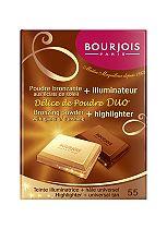 Bourjois Délice de Poudre bronzing powder & highlighter