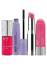 No7 Pink Look Summer Collection