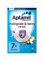 Aptamil with Pronutravi+ Multigrain & Berry Cereal 7+ Months 200g