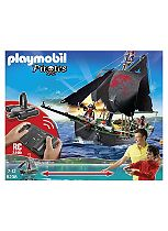 Playmobil Remote Control Pirate Ship