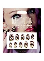 WAH London Going Up/Going Down 24 Press On Nails
