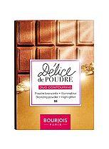 Bourjois Délice de Poudre Gold bronzing powder