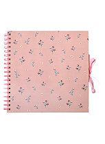 Anker Ditsy Floral Scrapbook Photo Album- 40 sheets