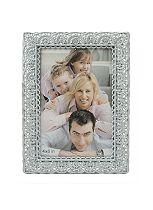 Innova Editions Blue Laser Cut Photo Frame - 6 x 4
