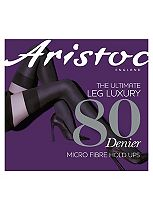Aristoc 80 Denier Hold-Ups Black