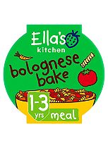 Ella's Kitchen Bolognese Bake Packed with Peppers 1+ 200g