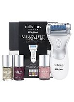 MICRO Pedi Gift Set with Nails Inc.