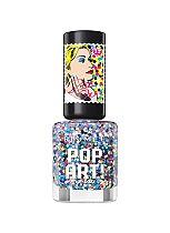 Rimmel Rita Ora Pop Art Top Coat Nail Polish