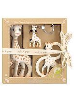 Sophie La Girafe So'Pure Trio Gift Set