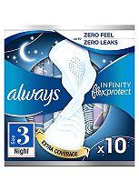Always Infinity Night 8 pads