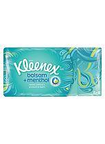 Kleenex Balsam Menthol Hanks 8 pack Tissues
