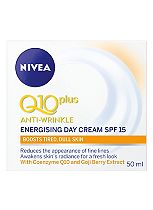 Nivea Q10 Plus Anti-Wrinkle Energising Day Cream SPF15 50ml