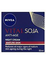 NIVEA® Vital Soja Anti-Age Night Cream Mature Skin 50ml