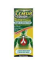 Lemsip Cough for Mucus Cough Oral Solution - 100ml