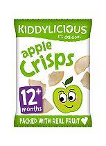 Kiddylicious Apple Crisps 12g