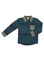 Mini Club Boys Shirt Blue
