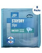Boots StayDry Pants One Size - 80 Briefs (8 x 10 Briefs)