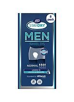 Boots StayDry for Men Normal - 80 Shields (8 x 10 Shields)