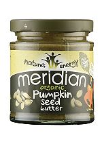 Meridian Organic Pumpkin Seed Butter 100% seeds 170g