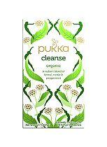 Pukka  Organic Cleanse Tea 20 Tea Sachets 36g