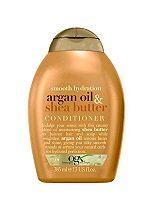 OGX argan oil & shea butter conditioner 385 ml