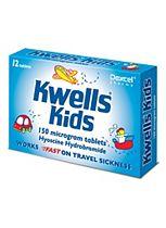 Kwells Kids 150 microgram tablets - 12 tablets