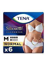 TENA Lady Pants Discreet Medium - 6 Pants