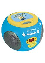 Lexibook® Despicable Me Minion Radio CD Player