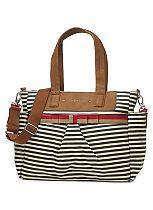 Babymel Cara Change Bag - Navy Stripe
